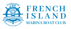 French Island Marina Boat Club Logo